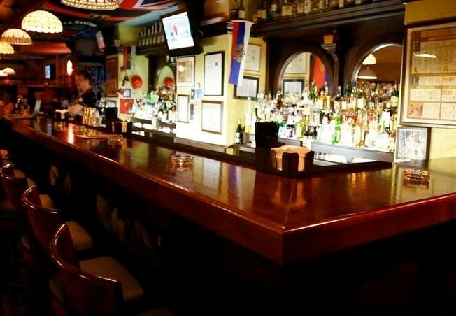 как открыть бар