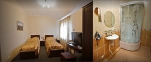 отель в квартире
