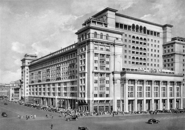 история гостиничного бизнеса