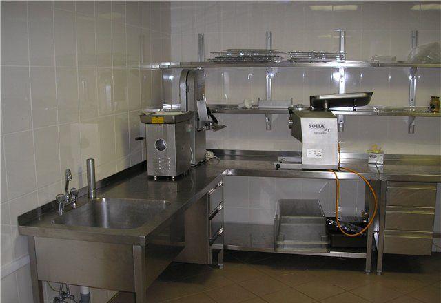 оборудование для кулинарии