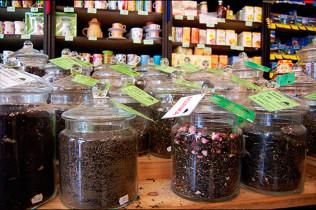 Как открыть магазин чая?