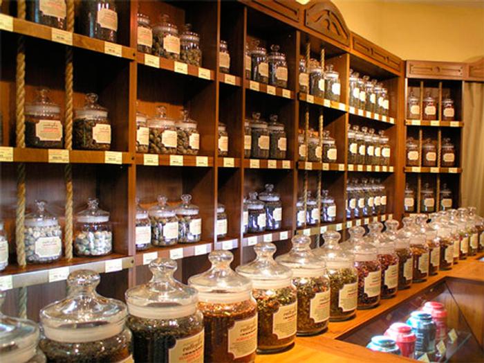 бизнес на чае