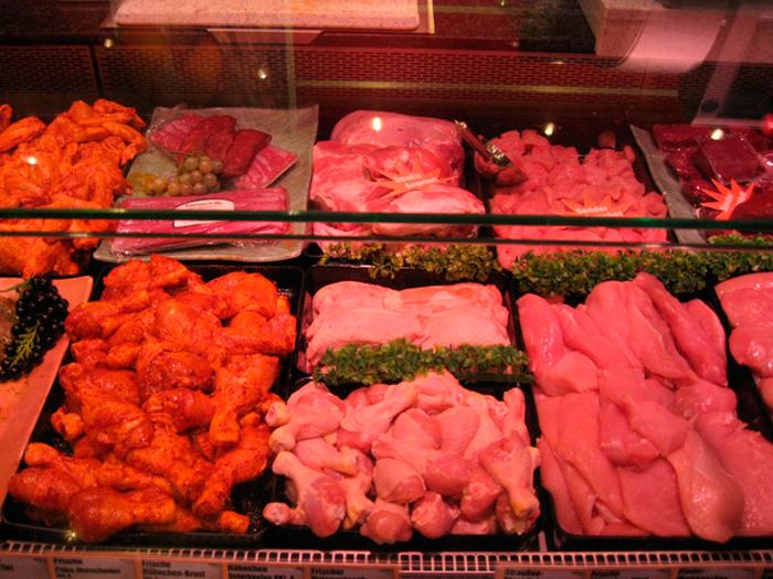 бизнес на продажа мяса
