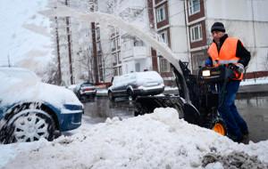 как заработать на уборке снега